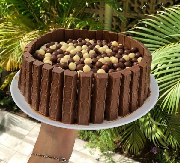 עוגת קליל עם אצבעות שוקולד_מתכון של אילנה בוכריס