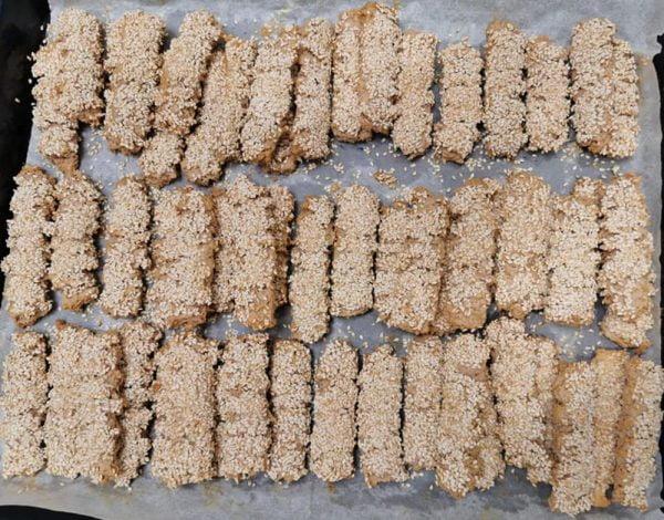 עוגיות מלוחות מקמח כוסמין מלא_מתכון של אילנה בוכריס
