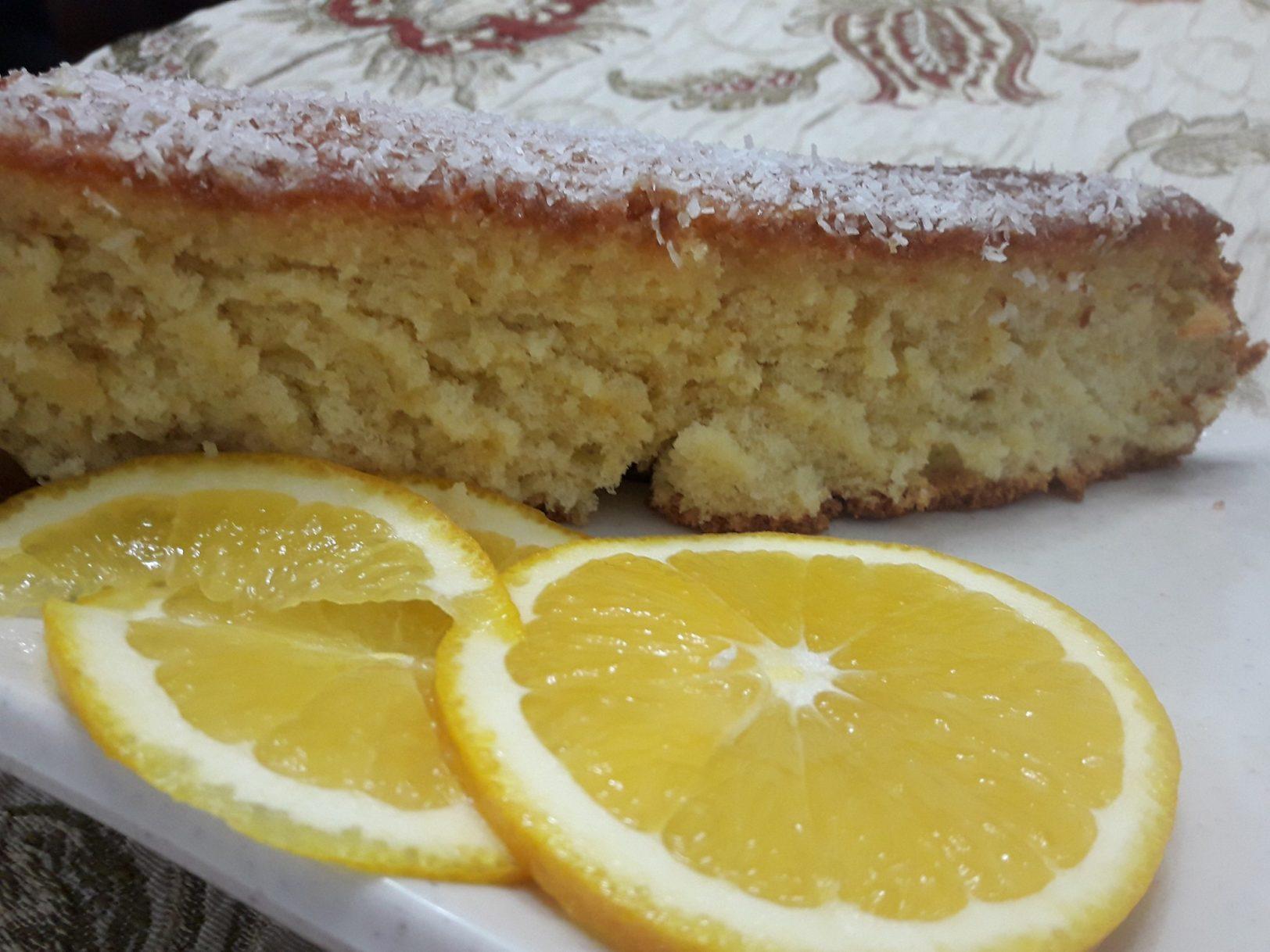 עוגת תפוזים רכה ועסיסית_מתכון של סופיה אביטל