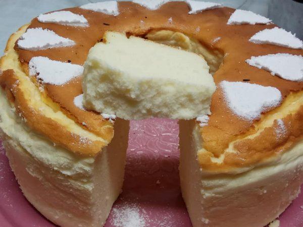 עוגת גבינה_מתכון של יפה דודיאן