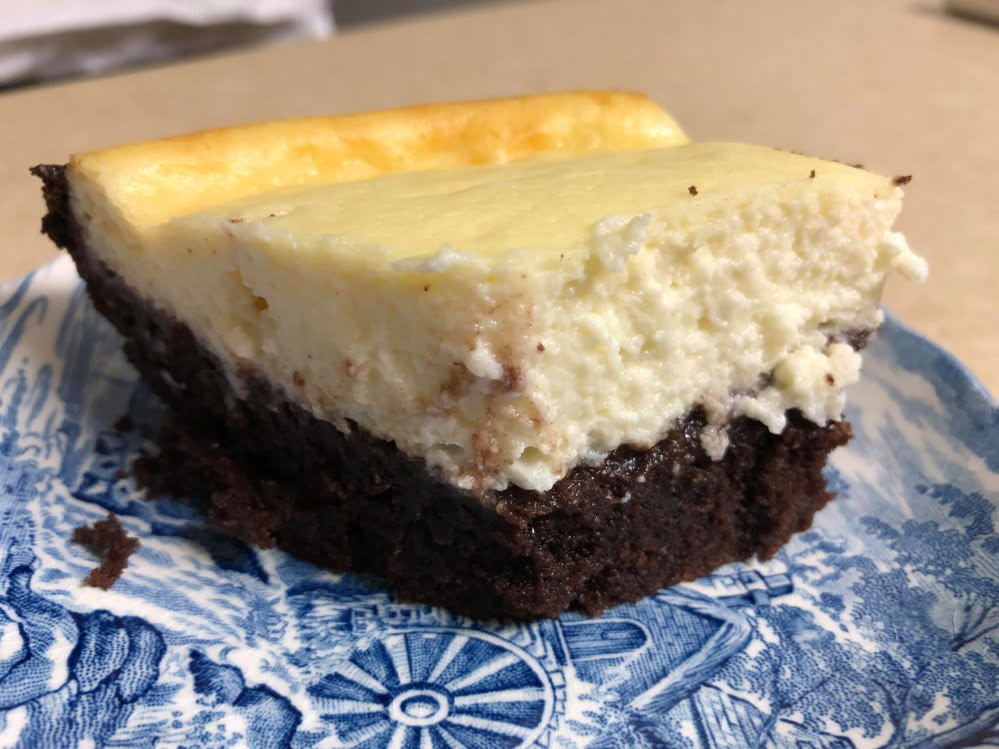 עוגת שוקולד בחושה עם גבינה (מתכון של ישראלה אזולאי)_מתכון של עדינה בטש