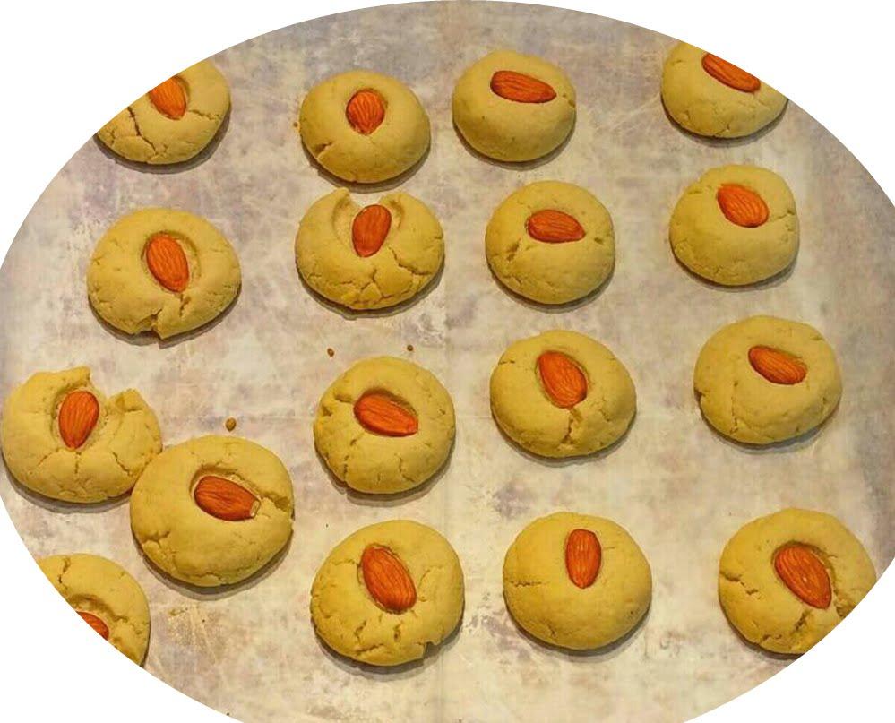 עוגיות טחינה טעימות וקלות להכנה_מתכון של בריג'יט רובין סבן