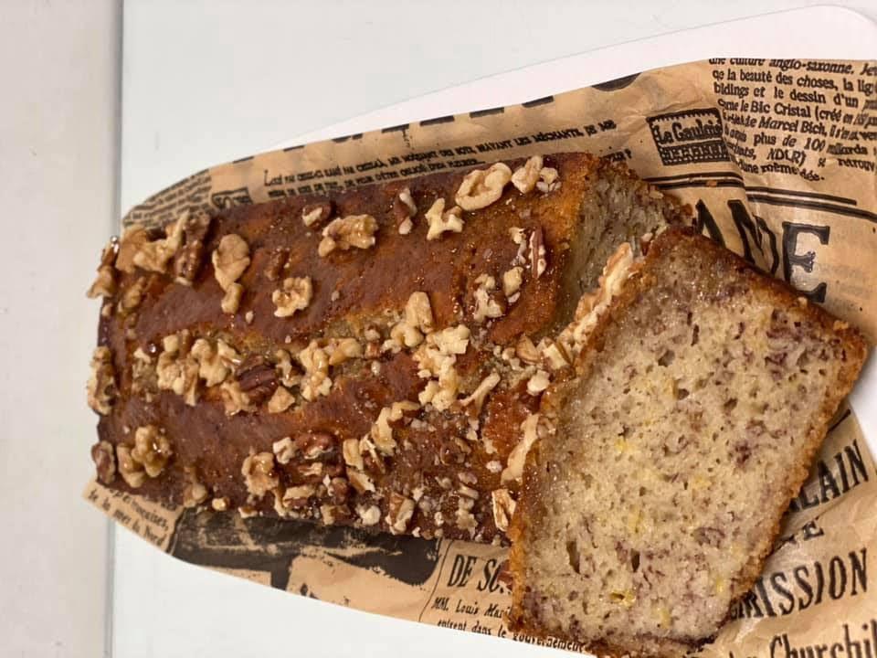 עוגת בננות ומייפל טעימה וקלה🔥_מתכון של סמדר ואלי וקנין