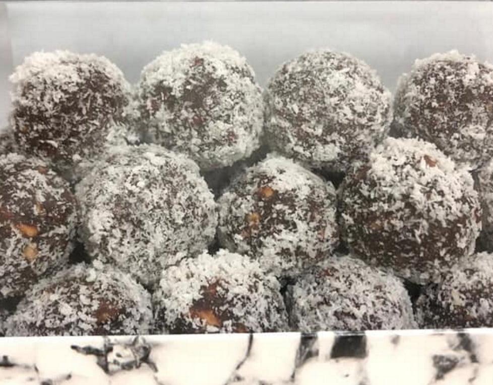 כדורי שוקולד מושלמים ❤️_מתכון של סמדר ואלי וקנין