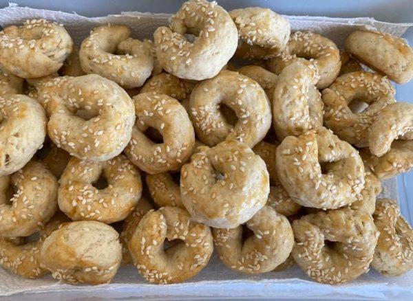 ביסקוצ׳יקוס….עוגיות מתקתקות וטעימות_מתכון  של מרי שקד שירזי