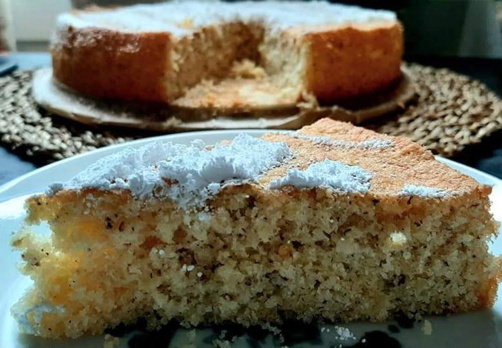 עוגה קלה 😋_מתכון של ברכה זולינג (Ba Su) –