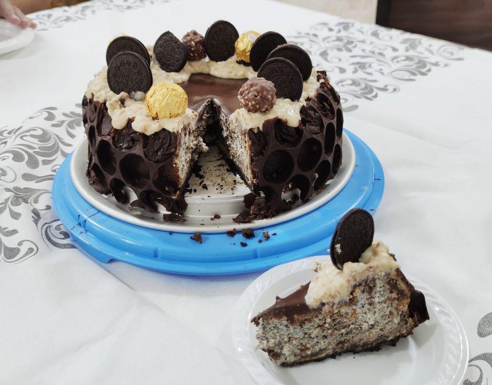 עוגת גבינה,אוראו ופררו רושה_מתכון של אורנה ועלני