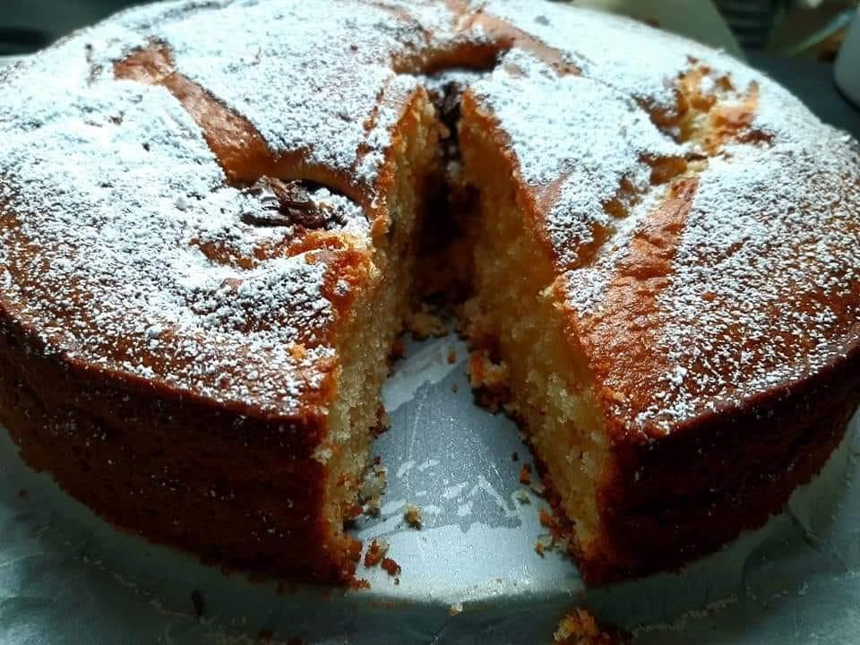 עוגת לימון וריבה😋_מתכון של ברכה זולינג