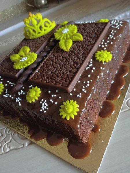 עוגת שוקולד וקוקוס_מתכון של שלומית שחר