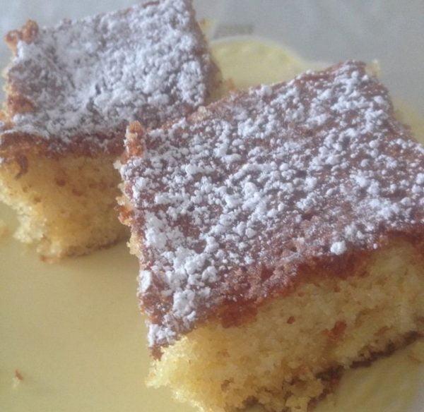 עוגת סולת קוקוס טעימה_מתכון של ריקי גבאי