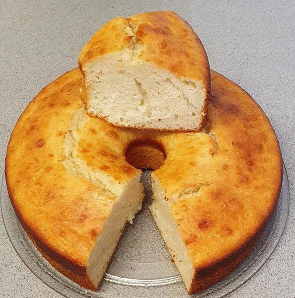 עוגת גבינה (ללא הפרדת ביצים)