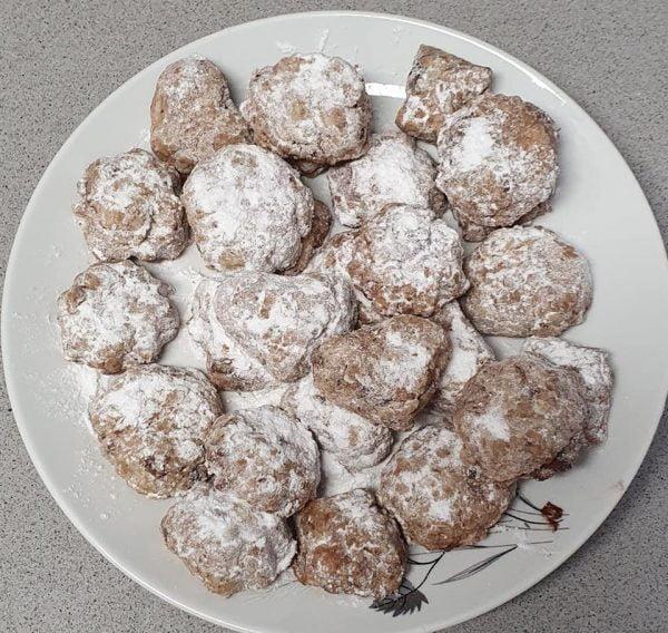 עוגיות קפה שוקולד ואגוזים_מתכון של יפה וקס-ברקו