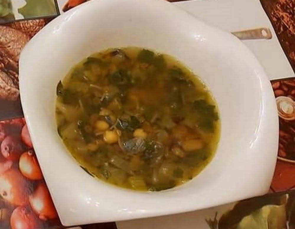 מרק חרירה_מתכון של רוז טעים במטבח אוחנה