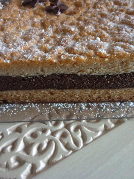 עוגת שכבות קפה…פשוטה וטעימה_מתכון של שלומית שחר