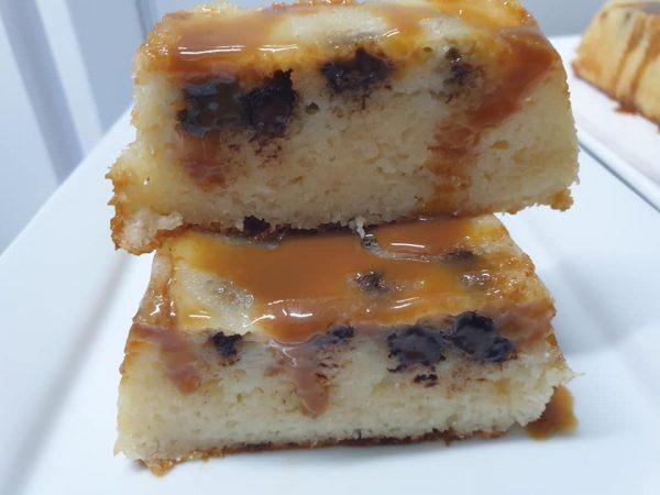 2 פסים של עוגת גבינה בחושה ללא מיקסר בתוספת כוס נטיפי שוקולד ..מלי מאירוב_מתכון של ירדנה ג'נאח