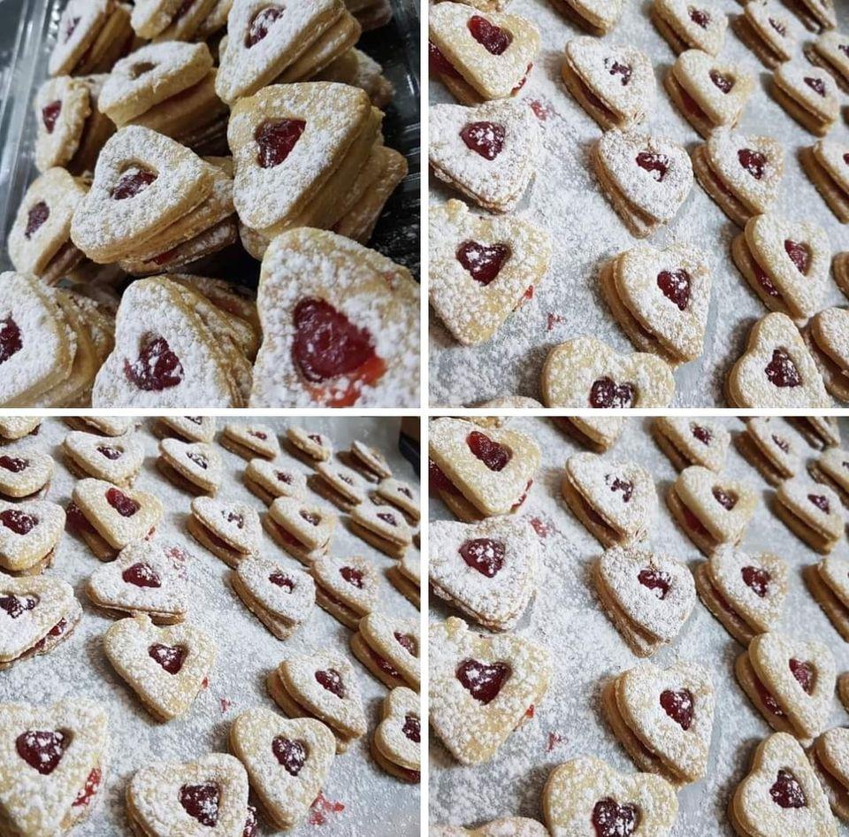 עוגיות ריבה _מתכון של טובה ניסים