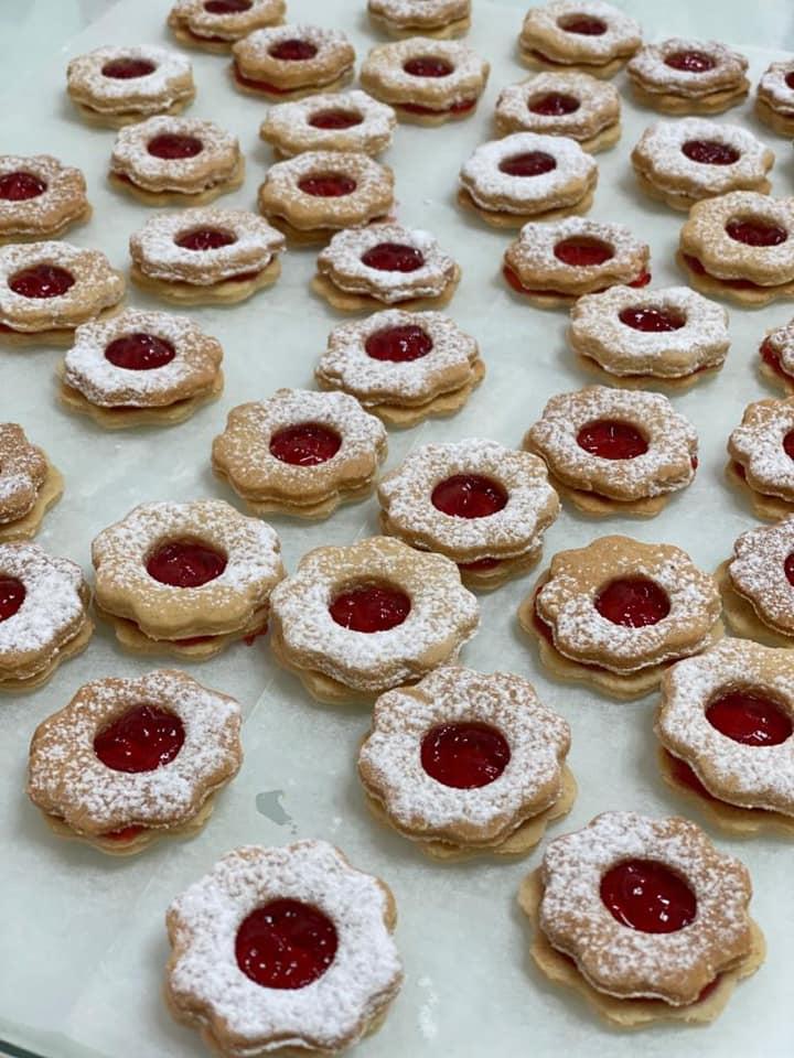 עוגיות ריבה_מתכון של סמדר ואלי וקנין