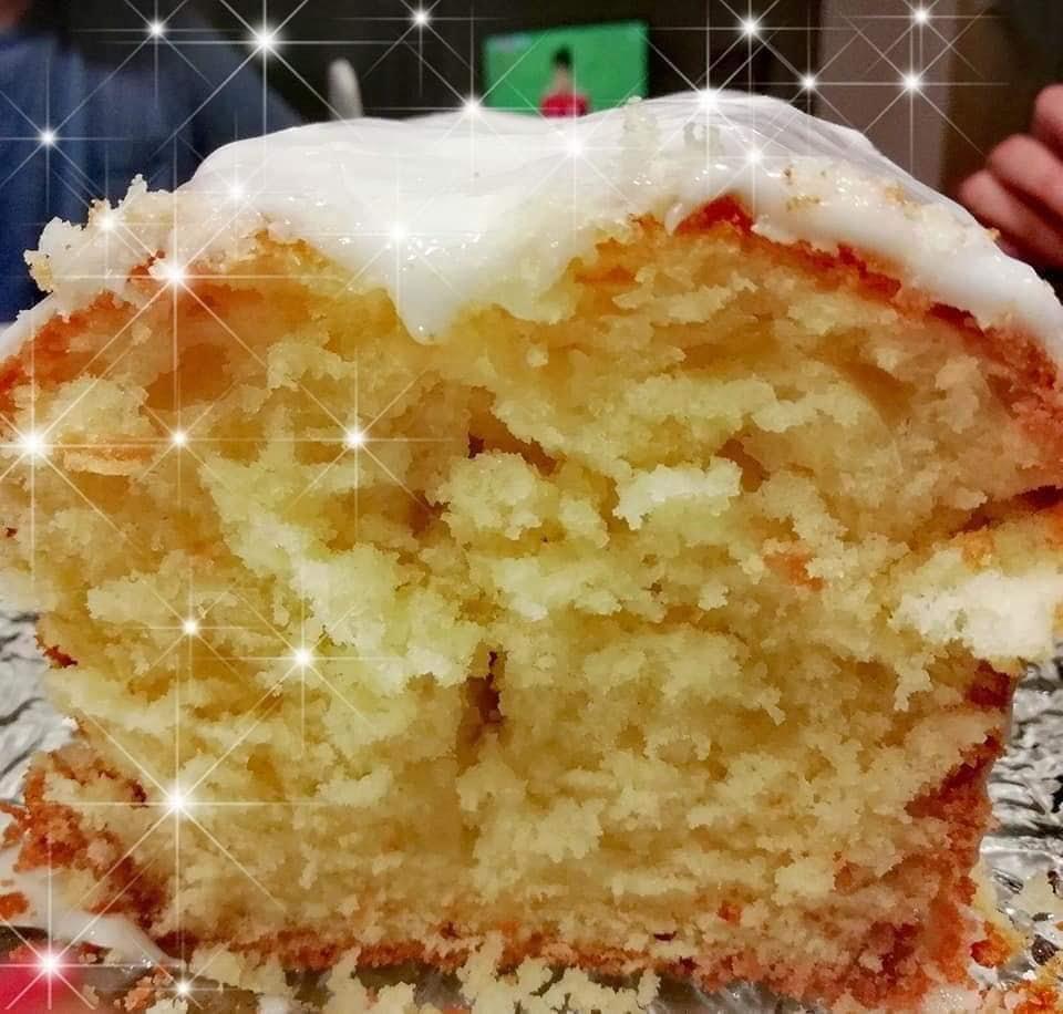 עוגת לימונית טעימה טעימה😋😋_מתכון של ברכה זולינג (Ba Su)