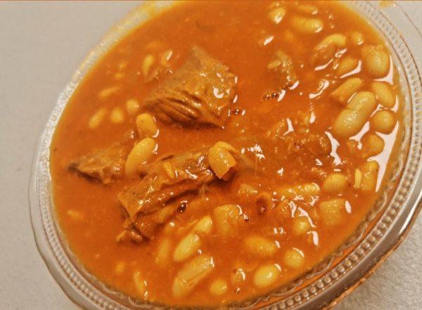 מרק שעועית עם בשר טעים 🔥🔥_מתכון של אילנה בוכריס