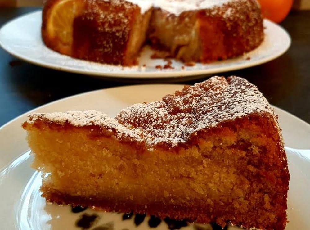 עוגת תפוזים 🤔_מתכון של ברכה זולינג (Ba Su)