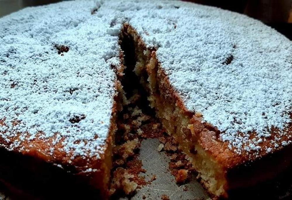 עוגה בחושה נוטלה😋_מתכון של ברכה זולינג (Ba Su)