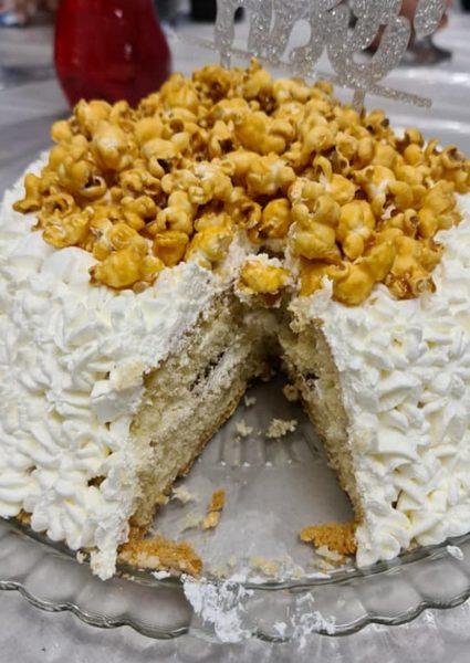 עוגת טורט לימי הולדת קלה טעימה 🎂🎂🎂_מתכון של אילנה בוכריס