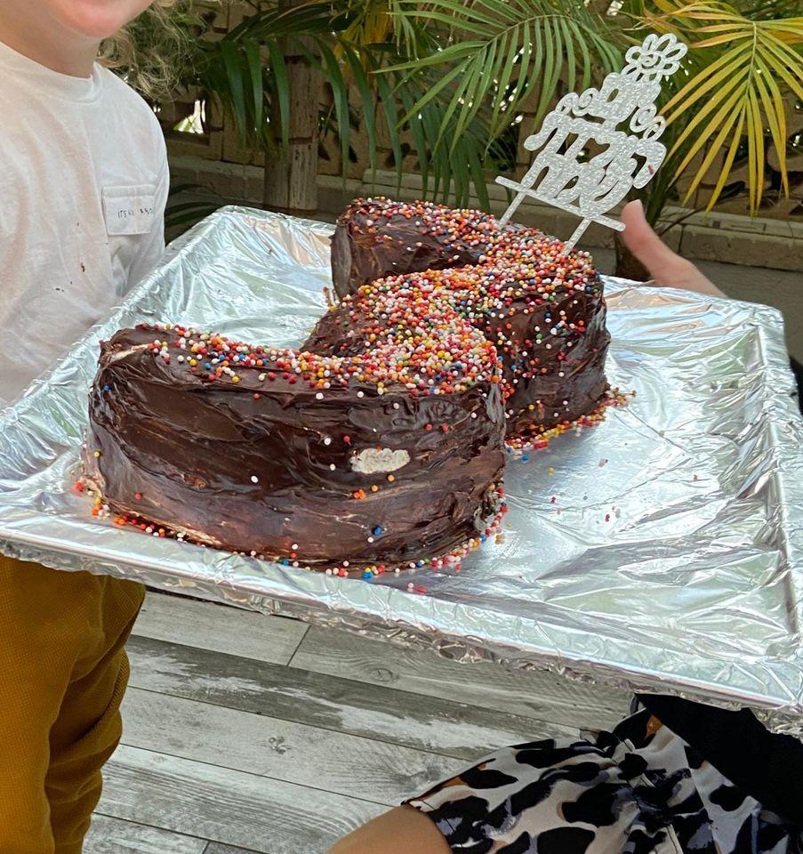עוגת שוקולד יום הולדת🧁🧁_מתכון של אילנה בוכריס