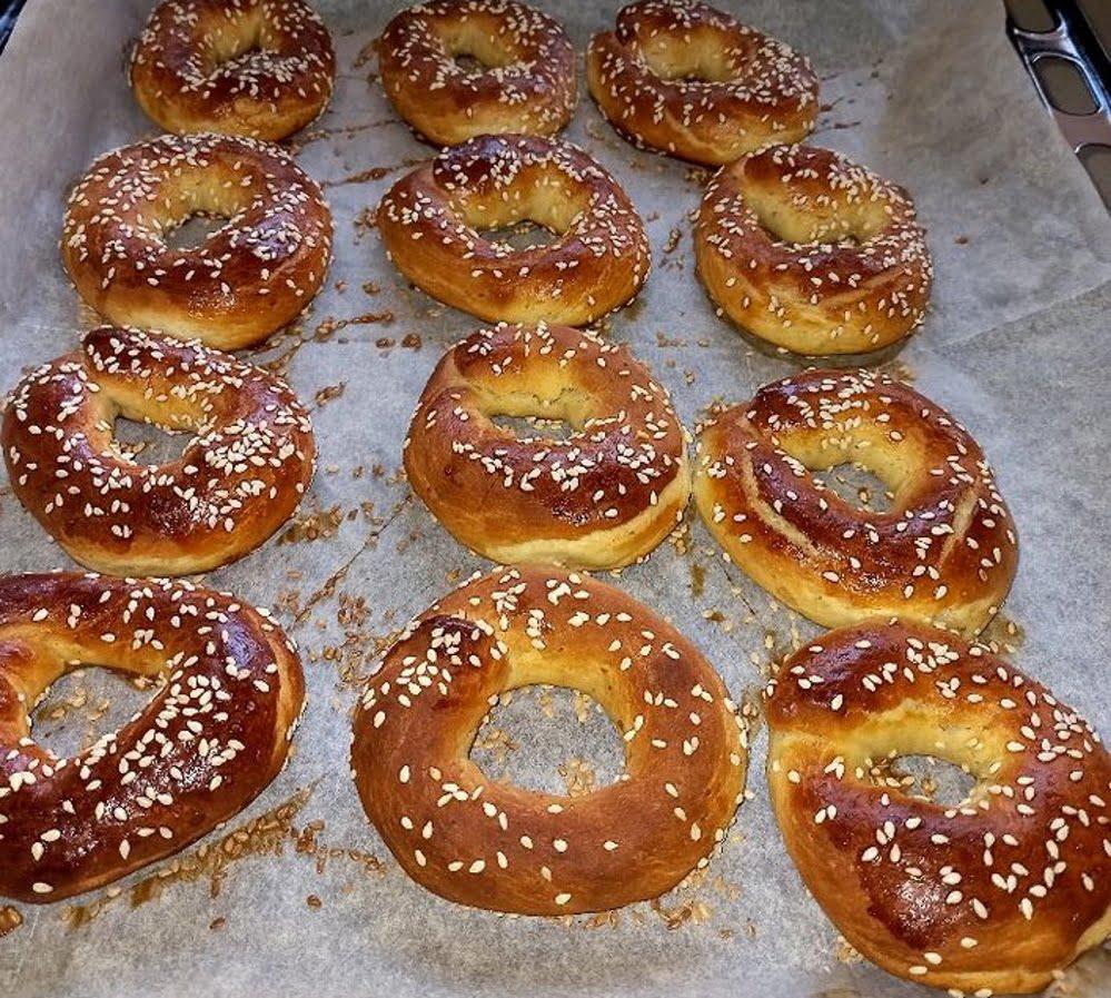 עוגיות כעכע של העיראקים_מתכון של ז'קלין סאני