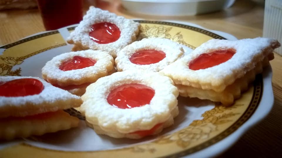 עוגיות ריבה_מתכון של רוחמה כהן