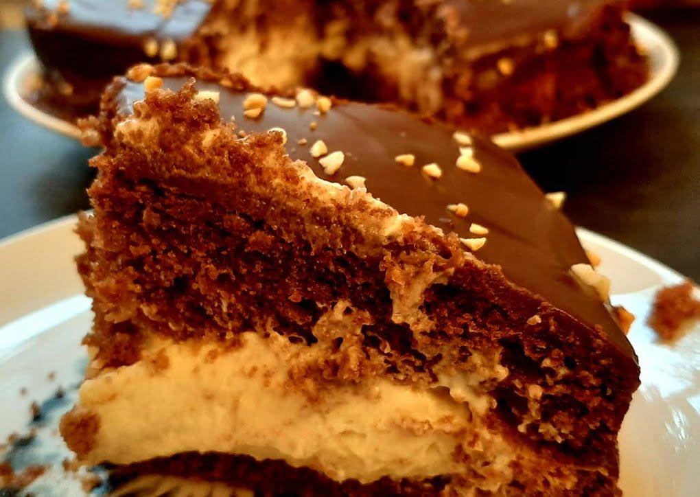 עוגת קרם – עונג_מתכון של ברכה זולינג