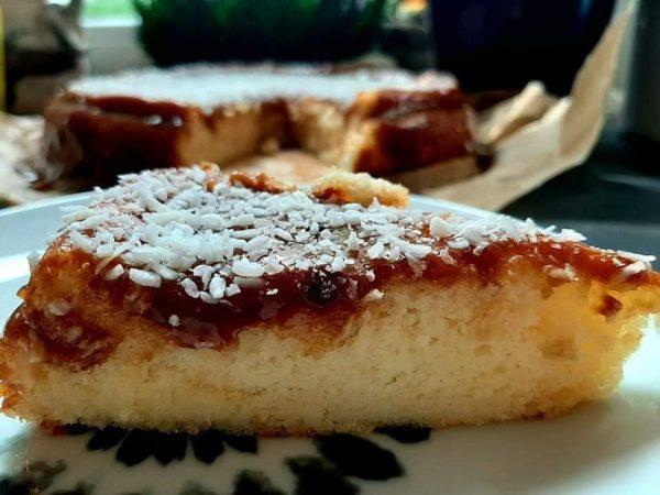 עוגת גבינה בחושה😋_מתכון של ברכה זולינג