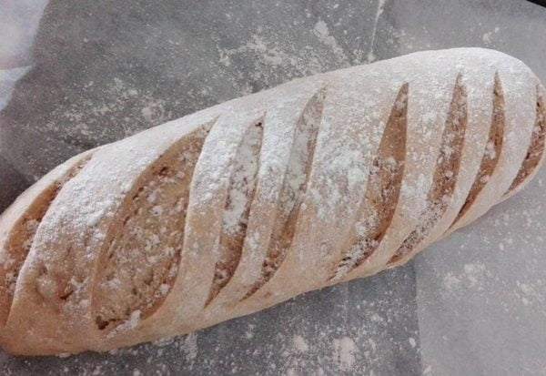 לחם תמרים ואגוזים_מתכון של ריקי גבאי