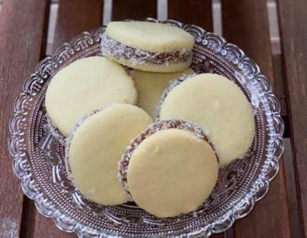 עוגיות אלפחורס_מתכון של סמדר ואלי וקנין
