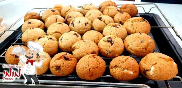 עוגיות באונטי שוקולד צ'יפס_מתכון של טלי כהן שטרלינג