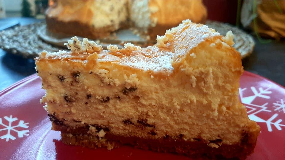 עוגת גבינה_מתכון של ברכה זולינג