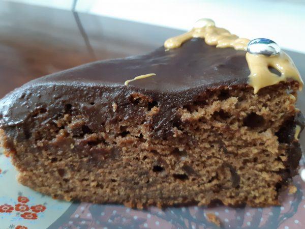 עוגת קפה שוקולד וחמאת בוטנים פרווה_מתכון של אורנה ועלני