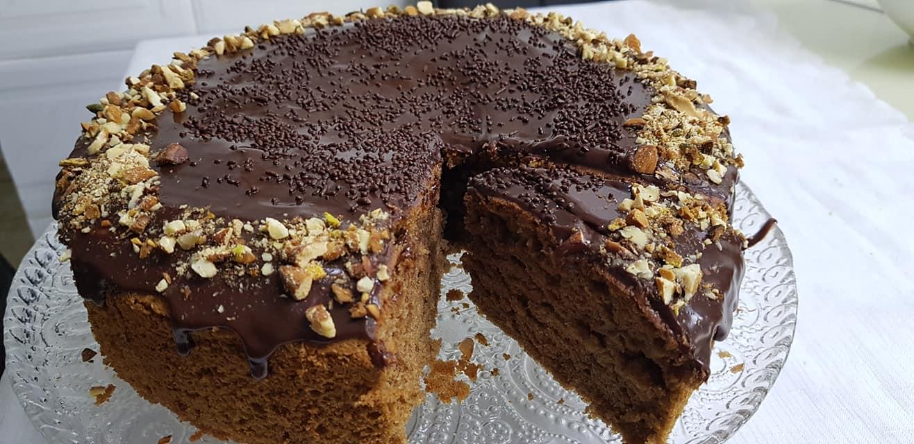 עוגת תמרים וסילאן_מתכון של טובה ניסים