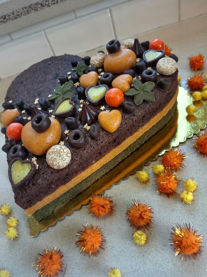 עוגת יום הולדת לחתני היקר…_מתכון של שלומית שחר