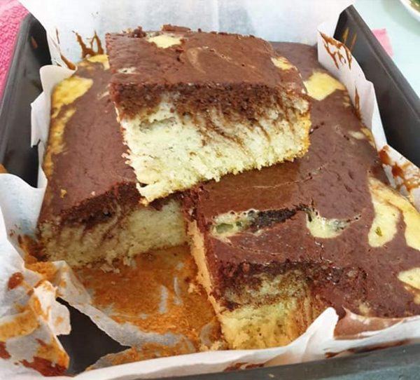 עוגת ספוג שוקולד_מתכון של רותי בגדדי