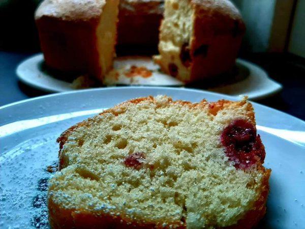 עוגת פטל ולימון פרווה 🙋_מתכון של ברכה זולינג