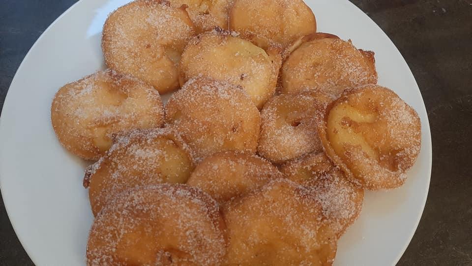 תפוחי עץ בבלילה😋_מתכון של ברכה זולינג