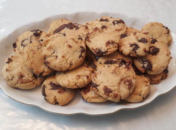 עוגיות עם אופן אפייה מיוחדת … פריכות וטעימות לא רק אותו יום_מתכון של תהילה גיל