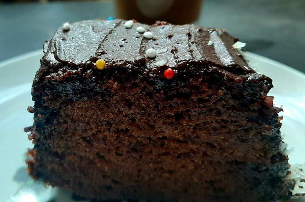 עוגת שוקולד  בסיר פלא_מתכון של ברכה זולינג