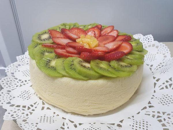 עוגת גבינה ❤_מתכון של ירדנה ג'נאח