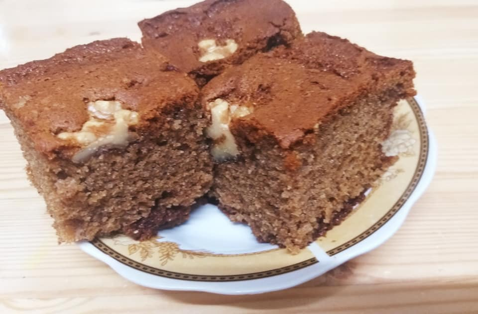 עוגת תמרים_מתכון של רוחמה כהן