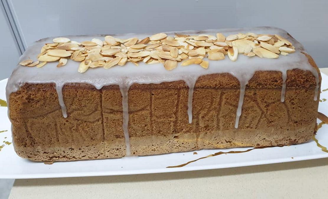 מתכון כתוב + סרטון להכנת עוגת בוקה די -דמה__מתכון של ירדנה ג'נאח