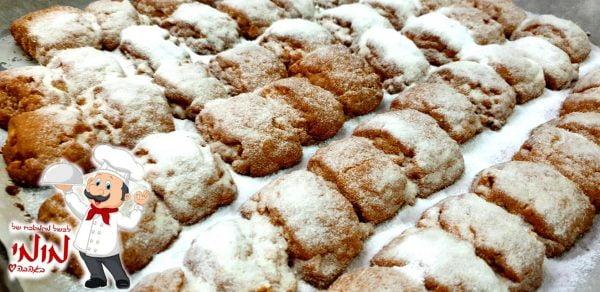 עוגיות חמאה ופצפוצי אורז_מתכון של טלי כהן שטרלינג