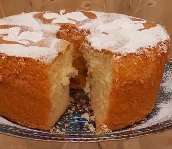 עוגת טורט תפוזים גבוהה_מתכון של רוז טעים במטבח אוחנה