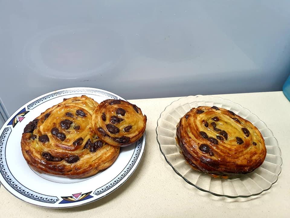 עוגיות דניש וניל_מתכון של ירדנה ג'נאח