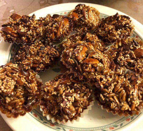 עוגיות פיצוחים💐_מתכון של עדינה בטש